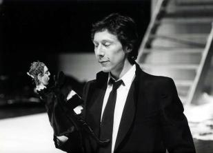 1981 Hamlet de Shakespeare Mise en scène Bernard Djaoui Philippe Catoire